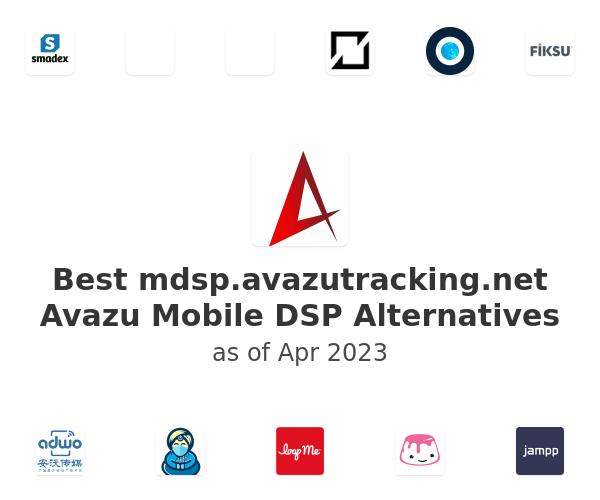 Best Avazu Mobile DSP Alternatives