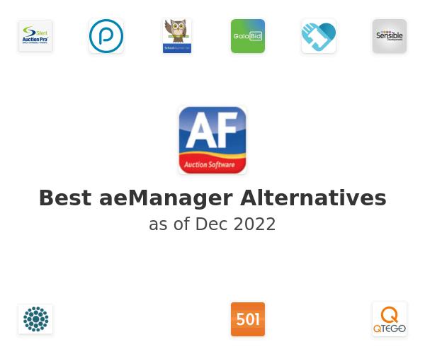 Best aeManager Alternatives
