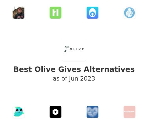 Best Olive Gives Alternatives