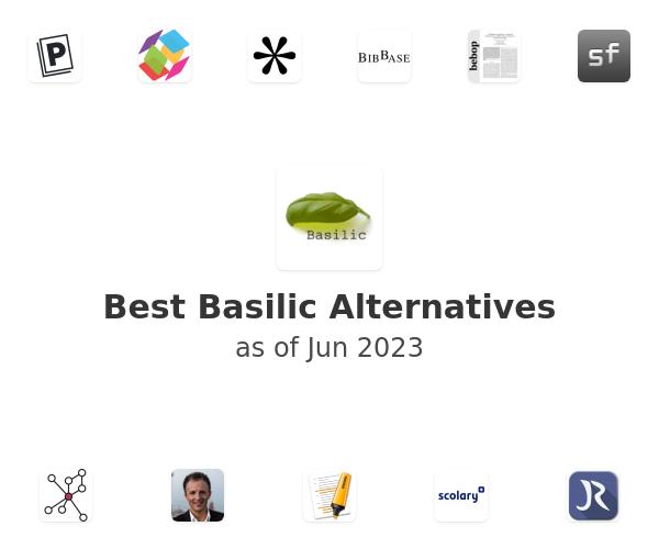 Best Basilic Alternatives