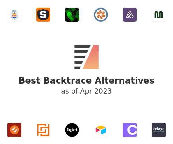 Best Backtrace Alternatives
