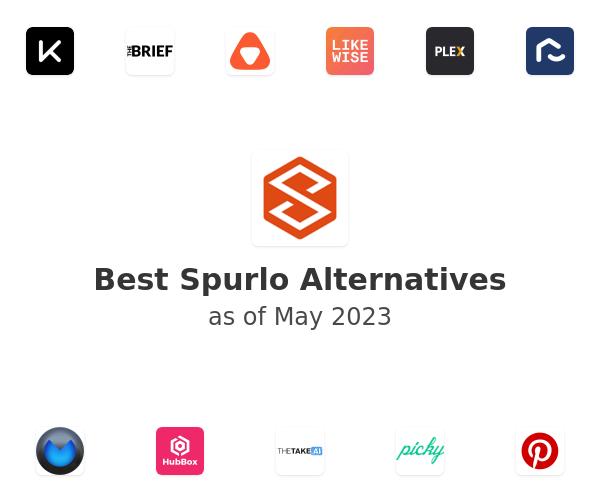 Best Spurlo Alternatives