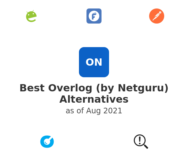 Best Overlog (by Netguru) Alternatives