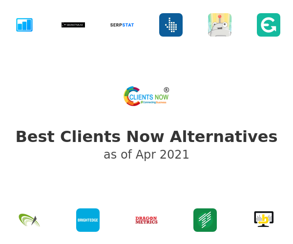 Best Clients Now Alternatives