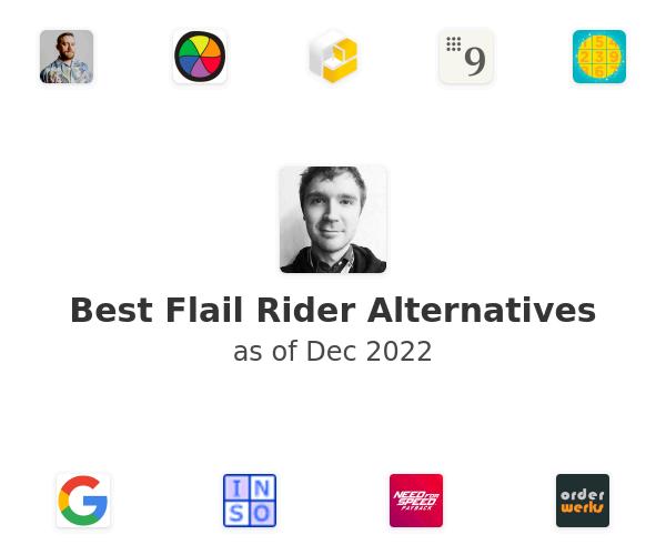 Best Flail Rider Alternatives