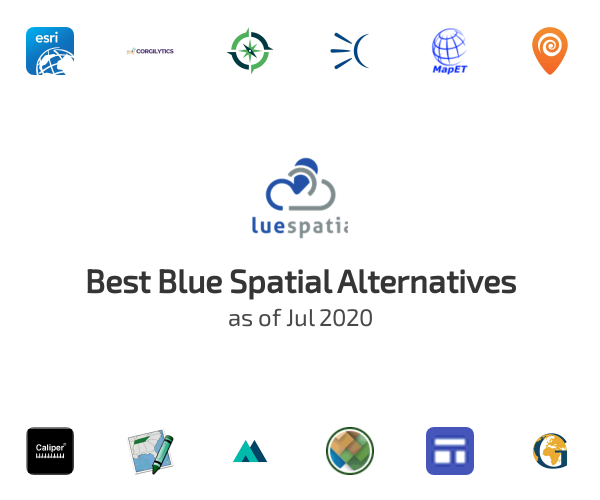 Best Blue Spatial Alternatives
