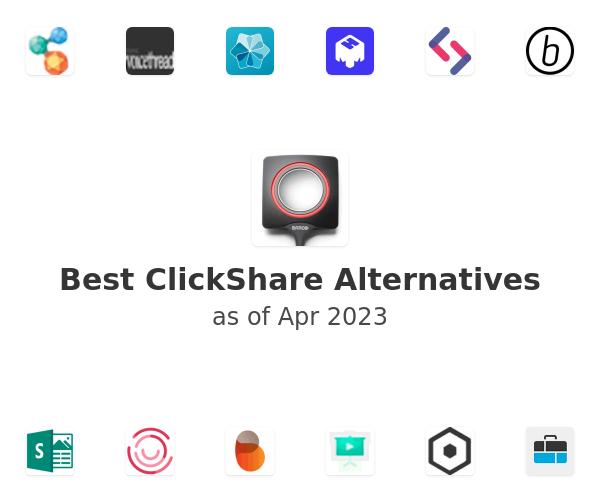 Best ClickShare Alternatives