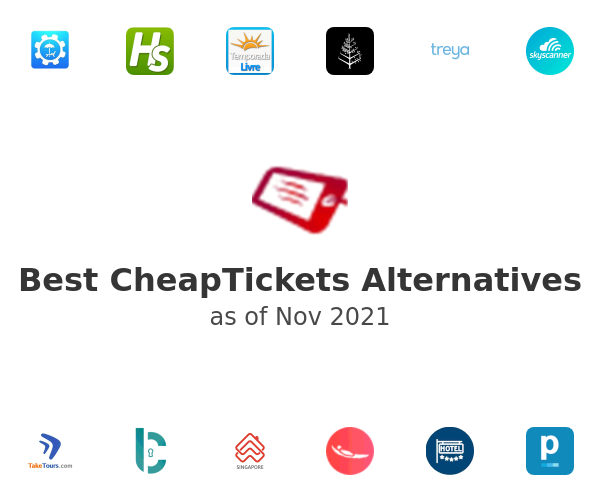 Best CheapTickets Alternatives