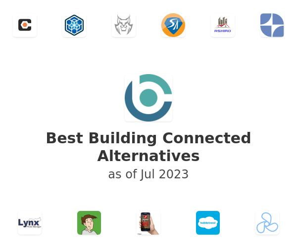 Best Building Connected Alternatives