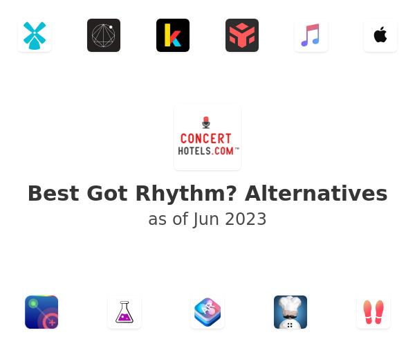 Best Got Rhythm? Alternatives
