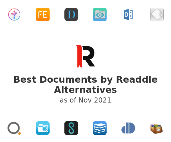 Best Documents by Readdle Alternatives