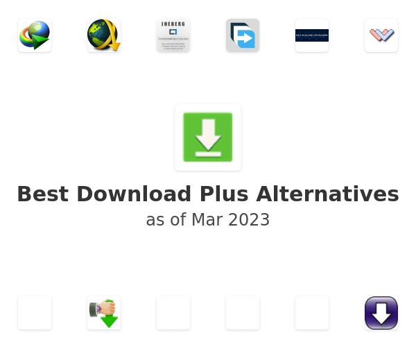 Best Download Plus Alternatives