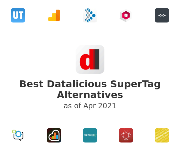 Best Datalicious SuperTag Alternatives