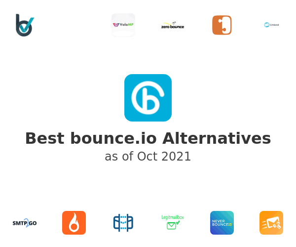 Best bounce.io Alternatives