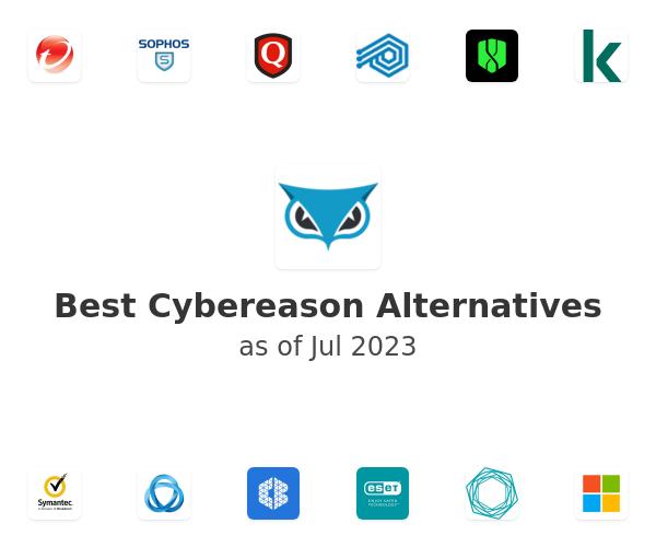 Best Cybereason Alternatives