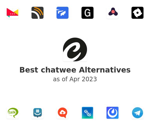 Best chatwee Alternatives