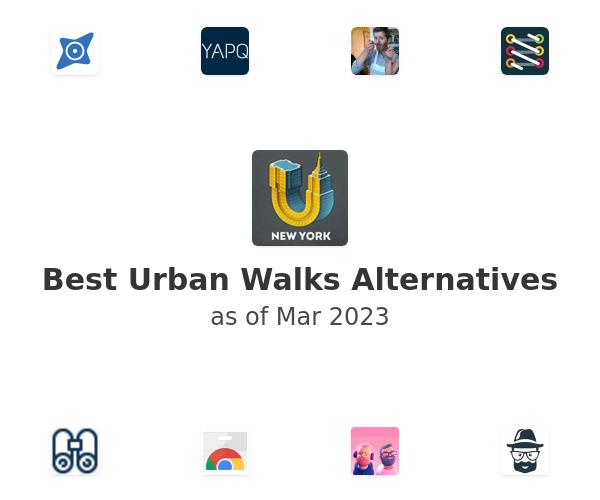 Best Urban Walks Alternatives