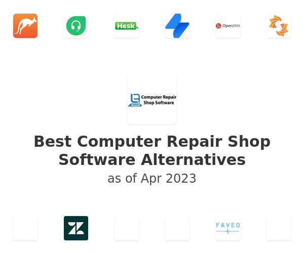 Best Computer Repair Shop Software Alternatives