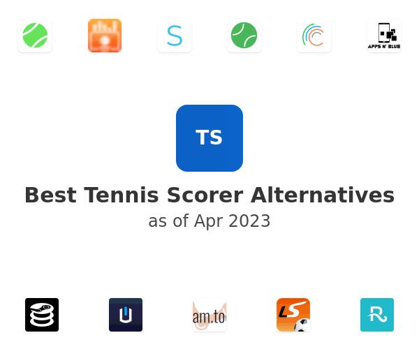 Best Tennis Scorer Alternatives