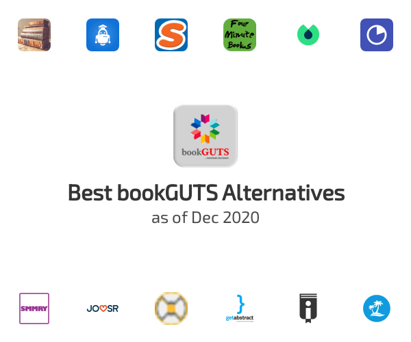 Best bookGUTS Alternatives
