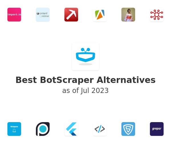 Best BotScraper Alternatives
