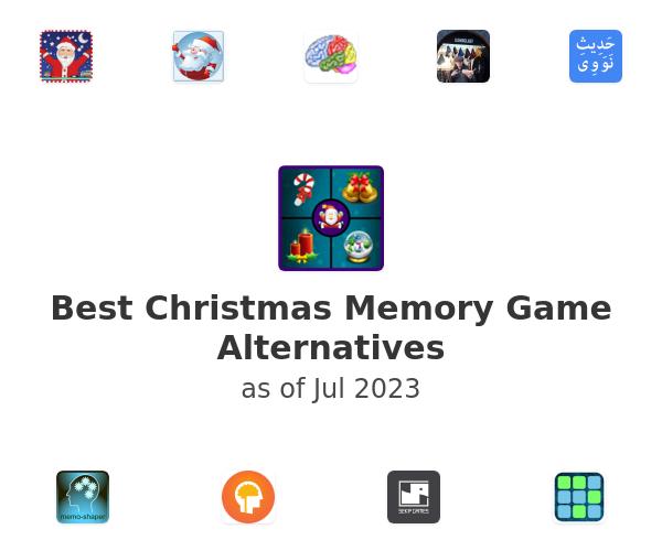 Best Christmas Memory Game Alternatives