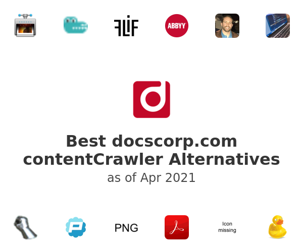 Best contentCrawler Alternatives