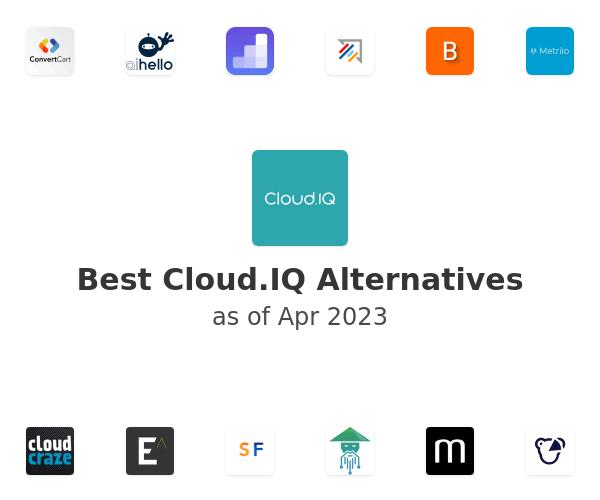 Best Cloud.IQ Alternatives