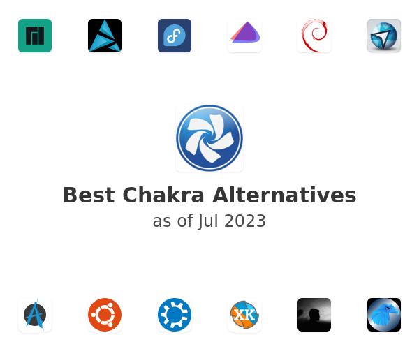 Best Chakra Alternatives