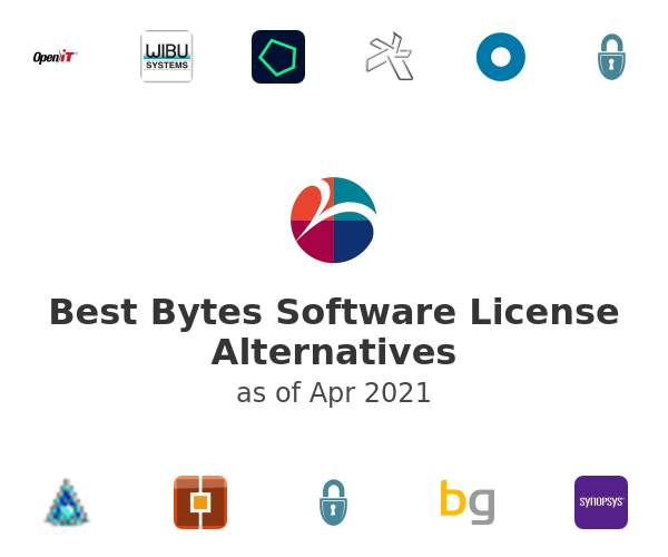 Best Bytes Software License Alternatives