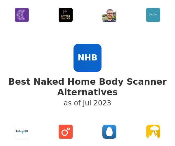Best Naked Home Body Scanner Alternatives