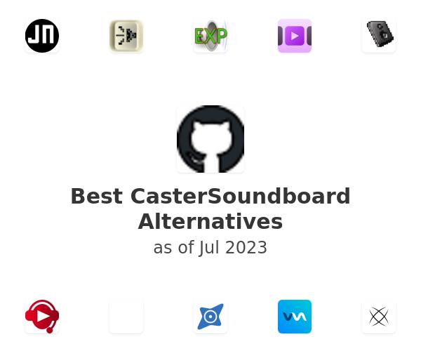 Best CasterSoundboard Alternatives