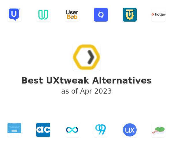 Best UXtweak Alternatives