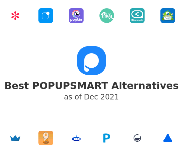 Best POPUPSMART Alternatives