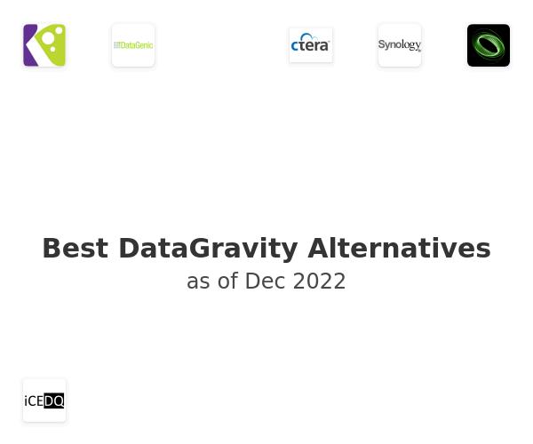 Best DataGravity Alternatives