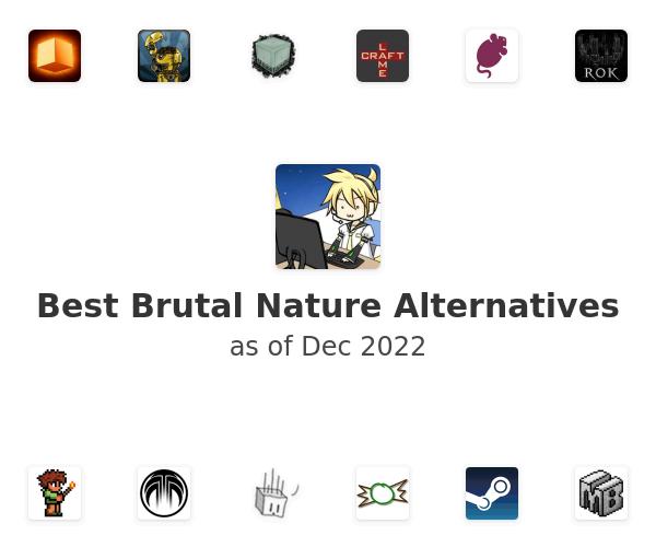 Best Brutal Nature Alternatives