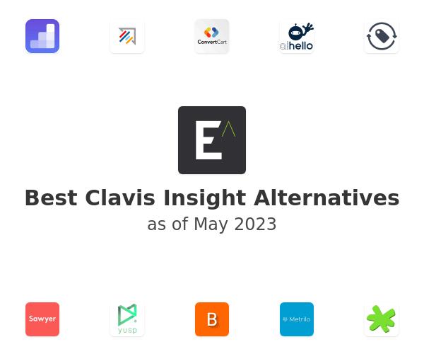 Best Clavis Insight Alternatives