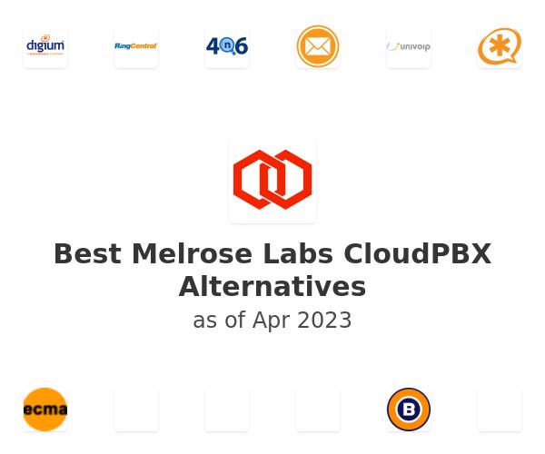 Best Melrose Labs CloudPBX Alternatives