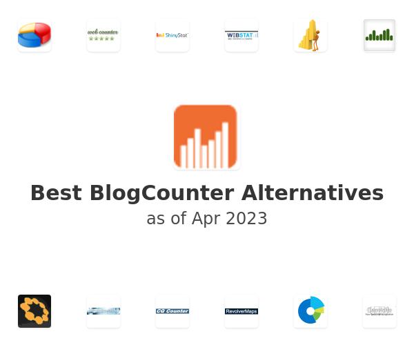 Best BlogCounter Alternatives