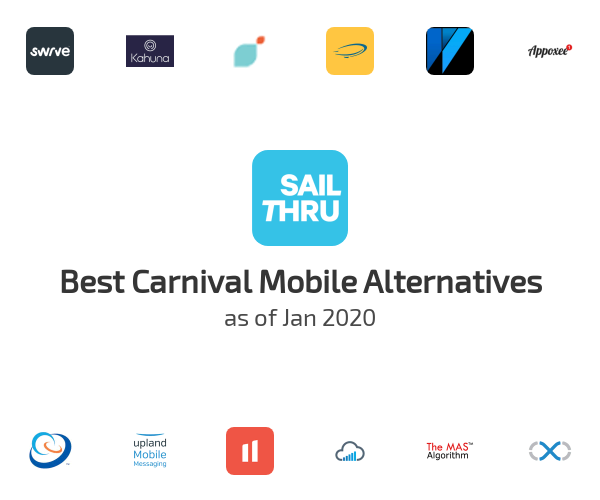 Best Carnival Mobile Alternatives