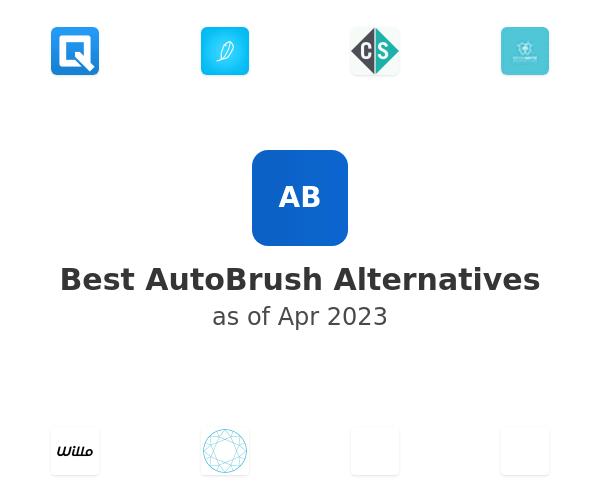 Best AutoBrush Alternatives