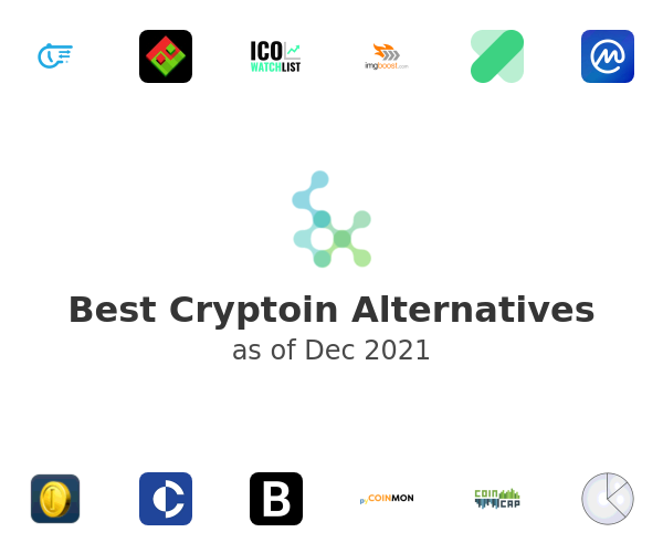 Best Cryptoin Alternatives