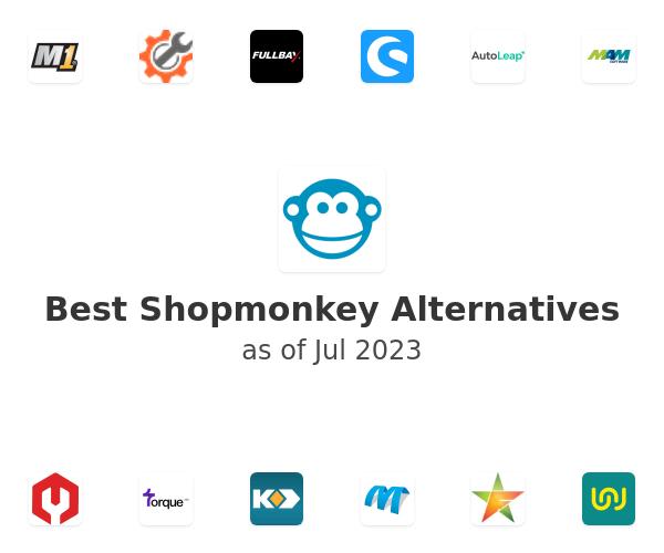 Best Shopmonkey Alternatives