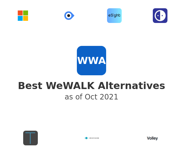 Best WeWALK Alternatives