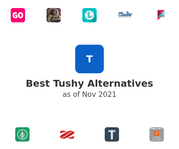Best Tushy Alternatives