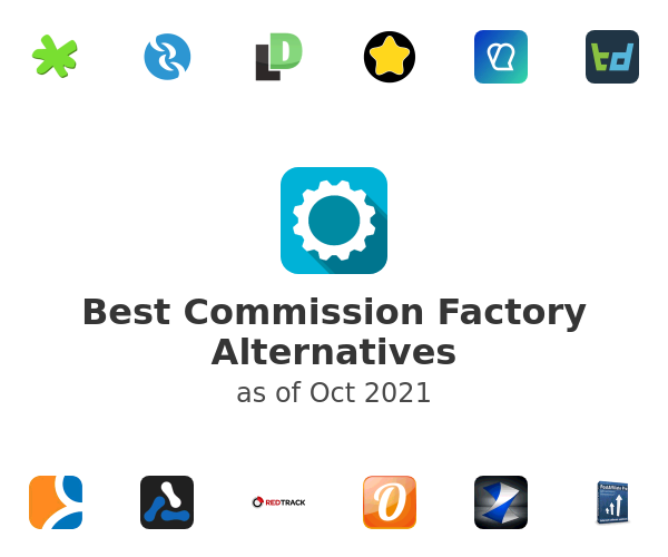 Best Commission Factory Alternatives