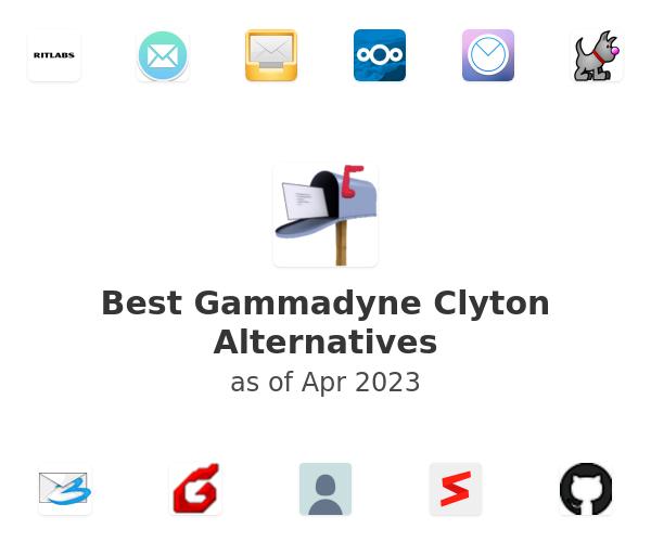 Best Gammadyne Clyton Alternatives
