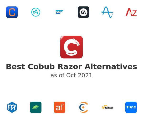 Best Cobub Razor Alternatives