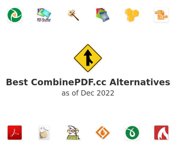 Best CombinePDF.cc Alternatives