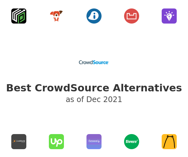 Best CrowdSource Alternatives